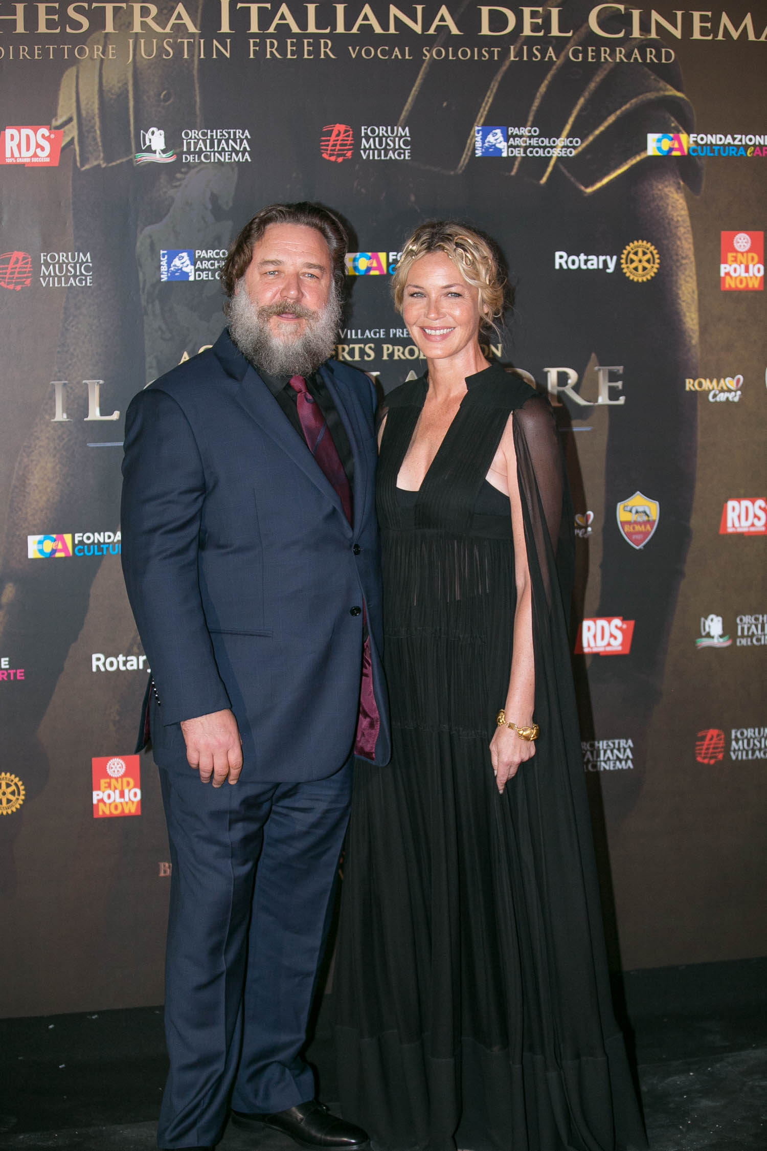 Russell Crowe, Connie Nielsen