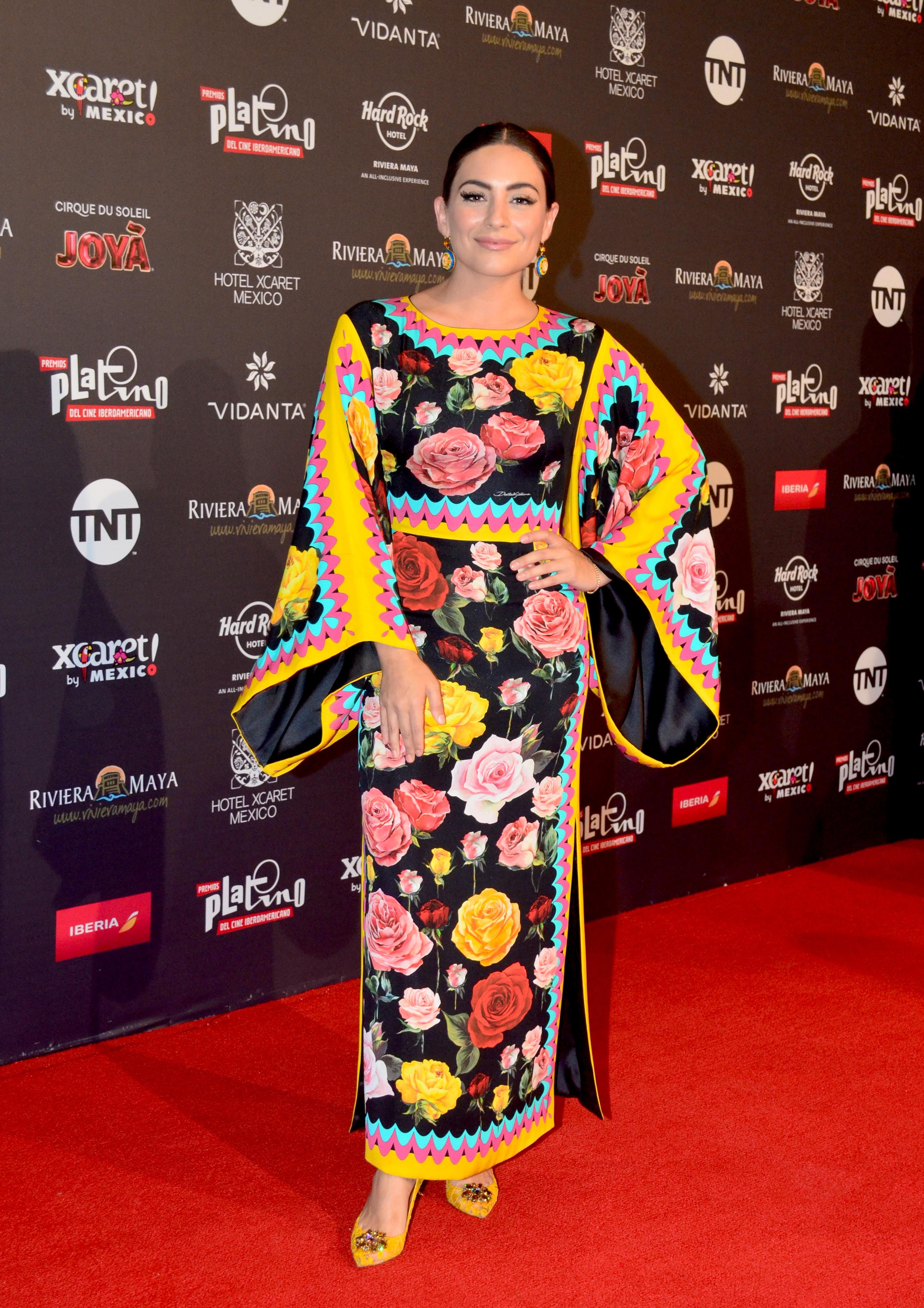 Ana Brenda Contreras, look, estilo