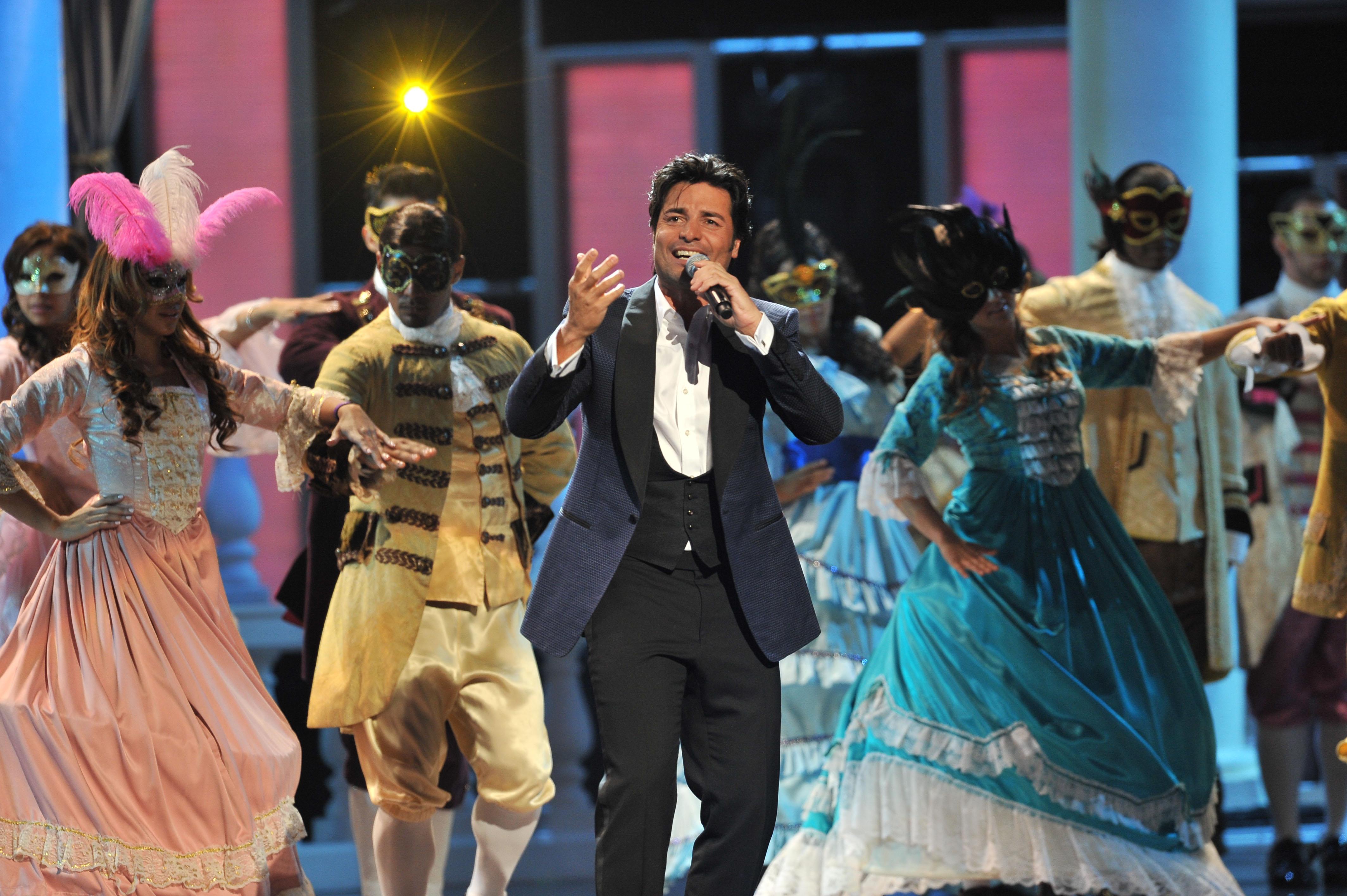 2010 Premio Lo Nuestro a La Musica Latina Awards - Show