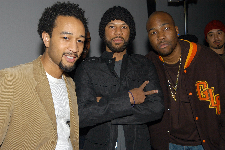 John Legend, Common, Kanye West