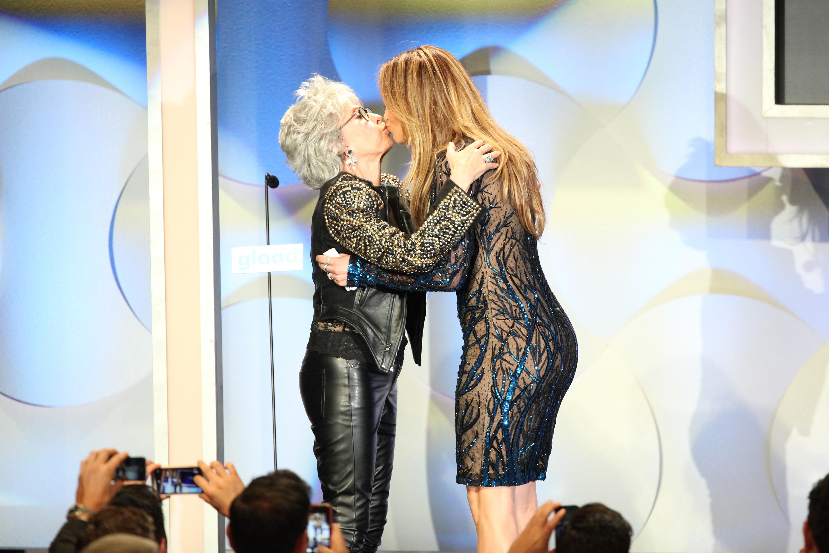 25th Annual GLAAD Media Awards - Show