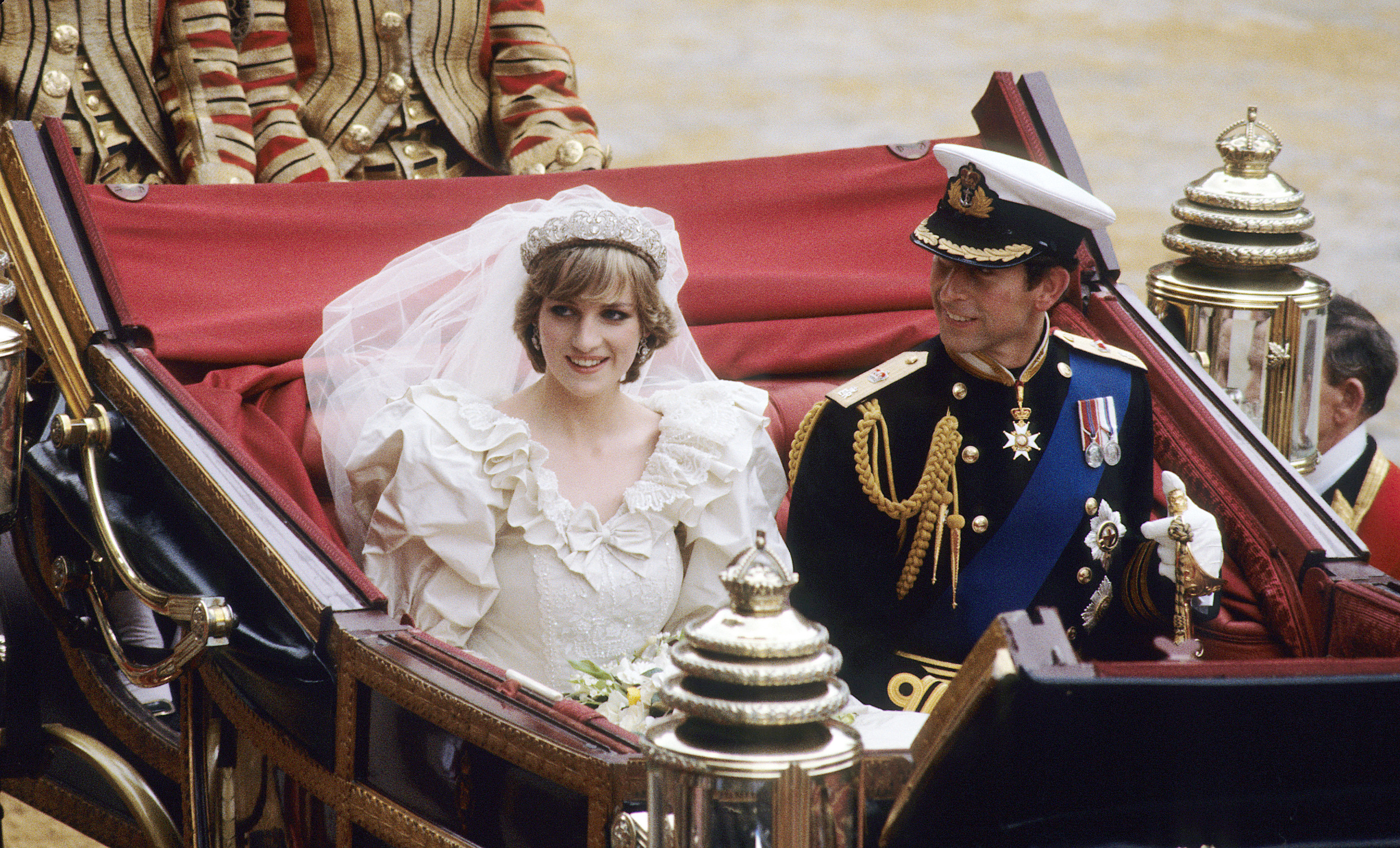 Boda de Princesa Diana y Principe Charles
