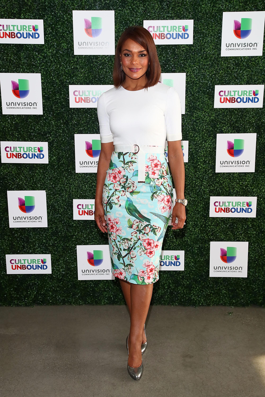 Ilia Calderón, look, estilo