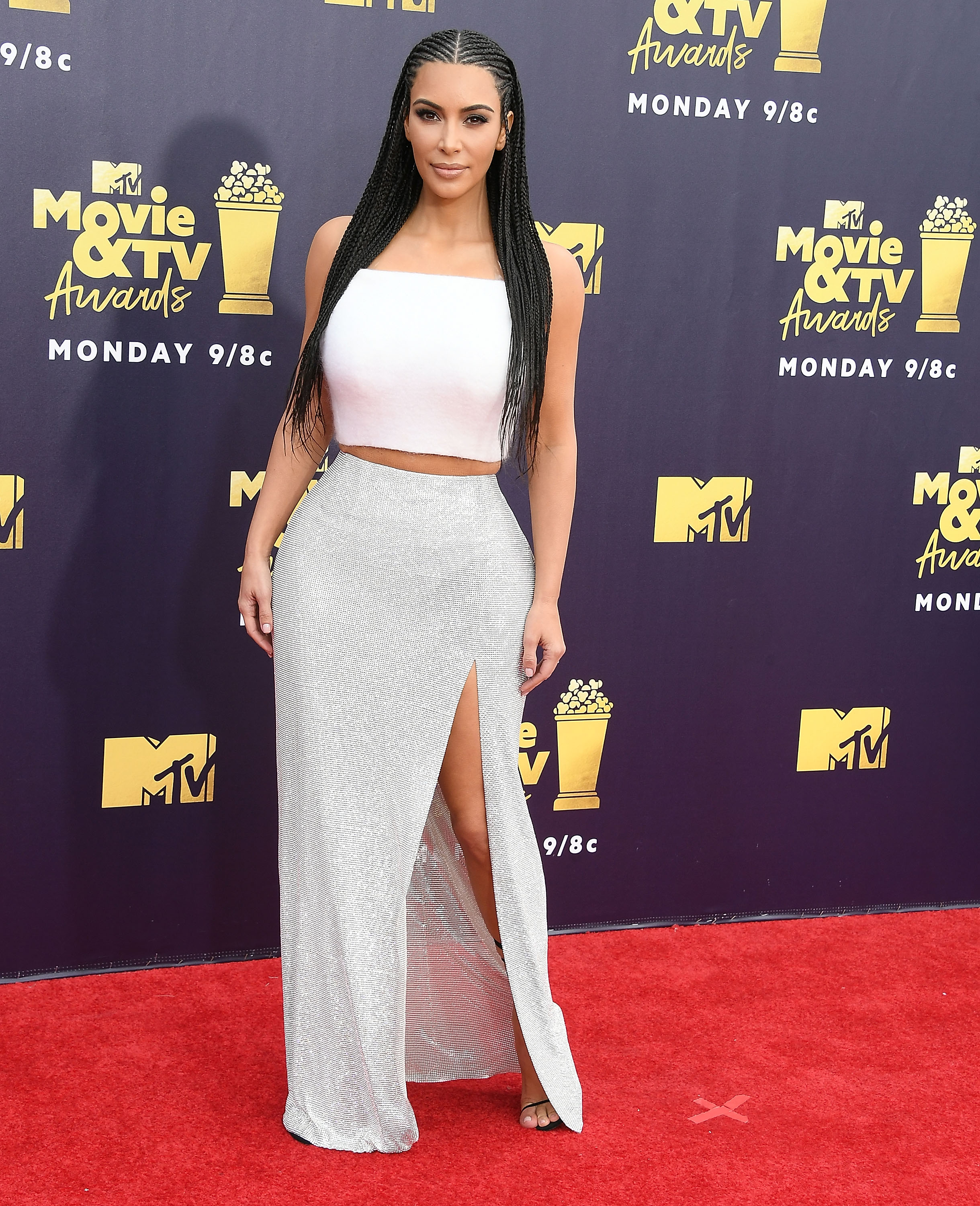 Kim Kardashian, look, look, Mtv awards