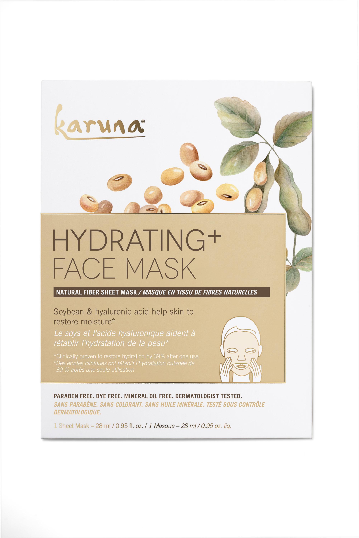 Mascarilla, sheet mask, piel, hidratacion, verano