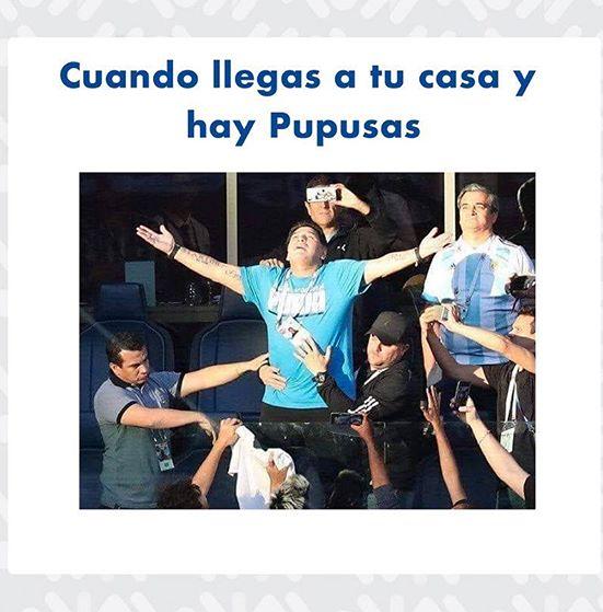 memes maradona mundial 201813