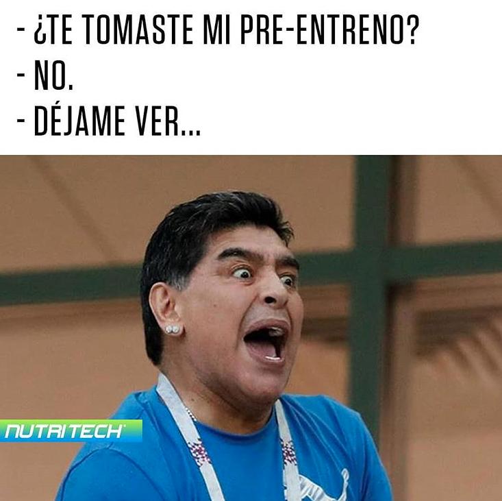memes maradona mundial 201821