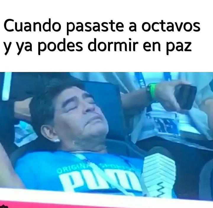 memes maradona mundial 201824
