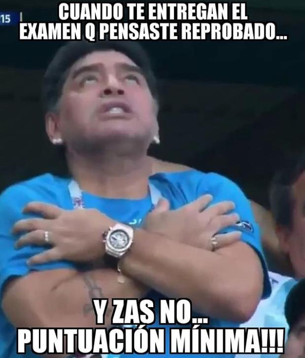 memes maradona mundial 201827