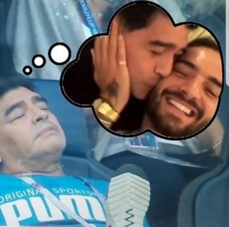memes maradona mundial 201828