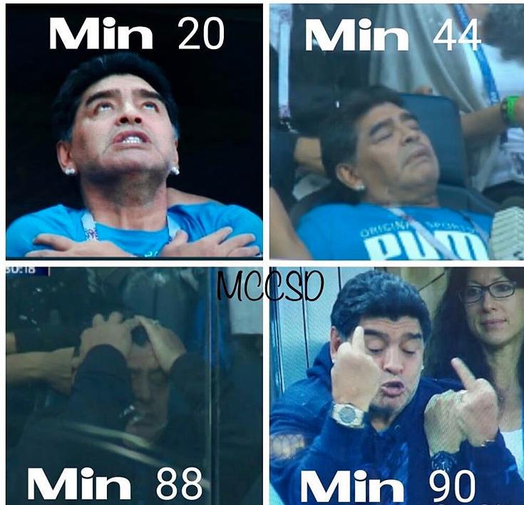 memes maradona mundial 201831