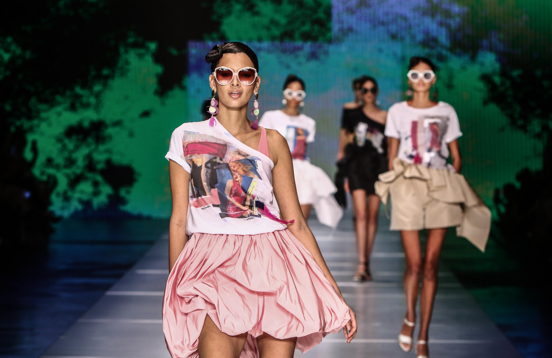Miami Fashion Week 2018 - Angel Sanchez - Runway
