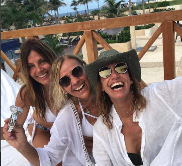Lili Estefan vacaciones Cancun