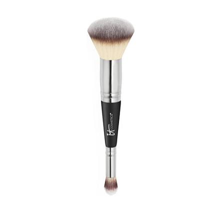 Brocha, maquillaje, it cosmetics