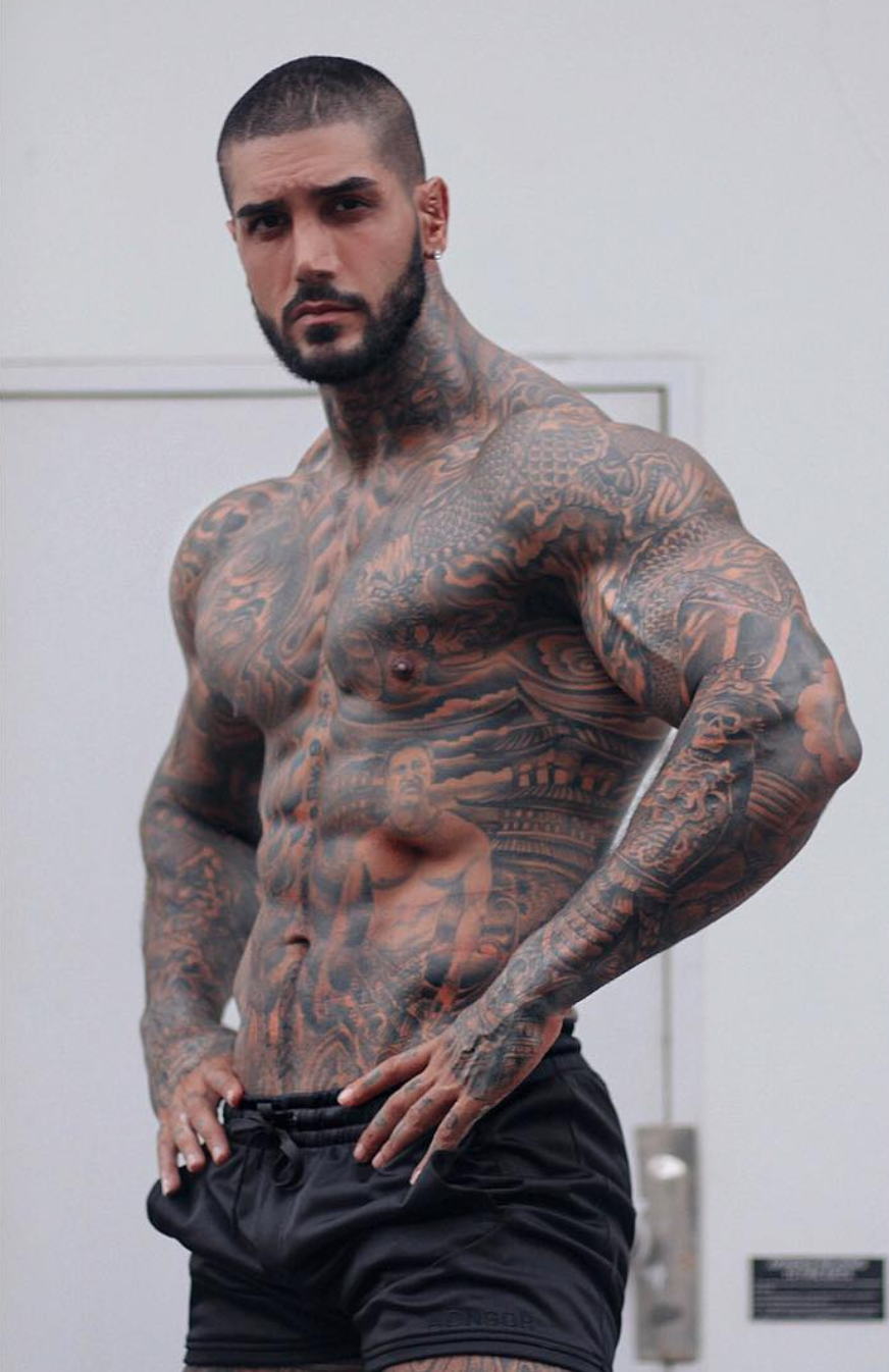 soldado musulman tatuado 16