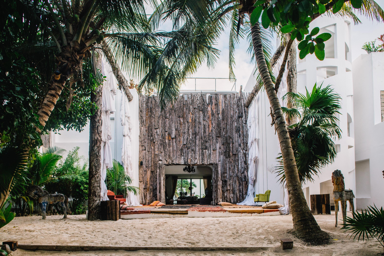 Mansión de Pablo Escobar en Tulúm