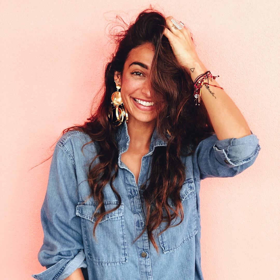 Valeria Hinojosa, bloguera, Instagram, sostenibilidad