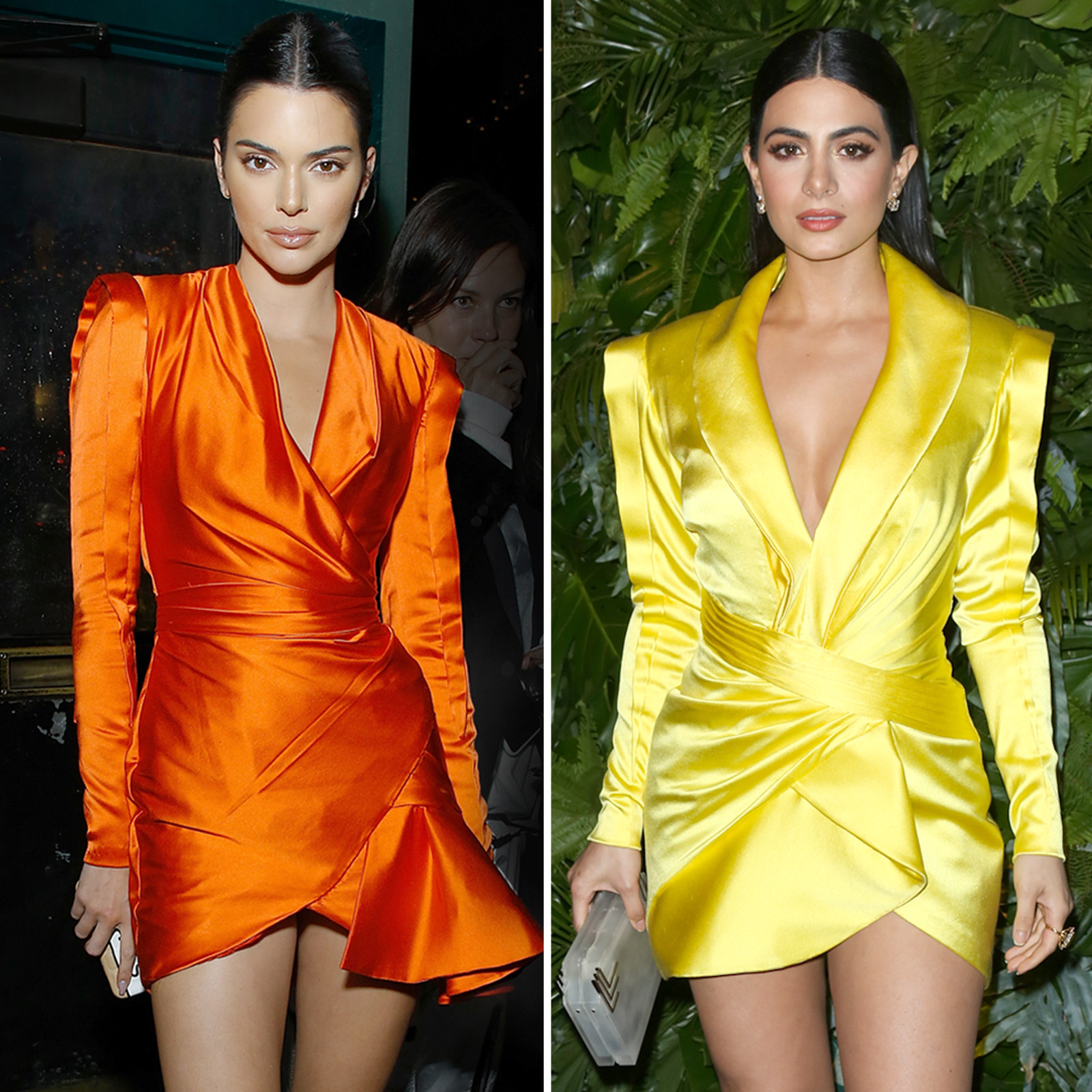 Kendall Jenner y Emeraude Toubia