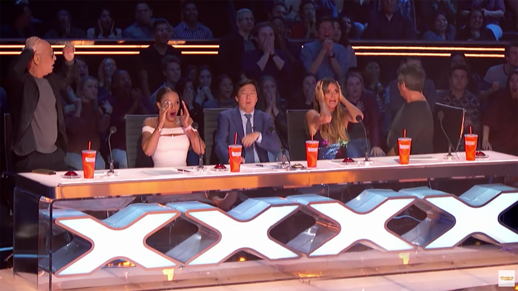 El jurado de America's Got Talent
