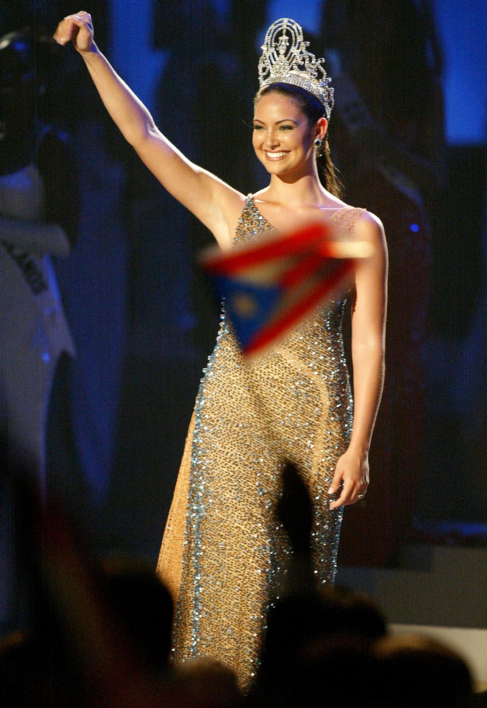 Denise Quiñónez MIss Universe Puerto Rico