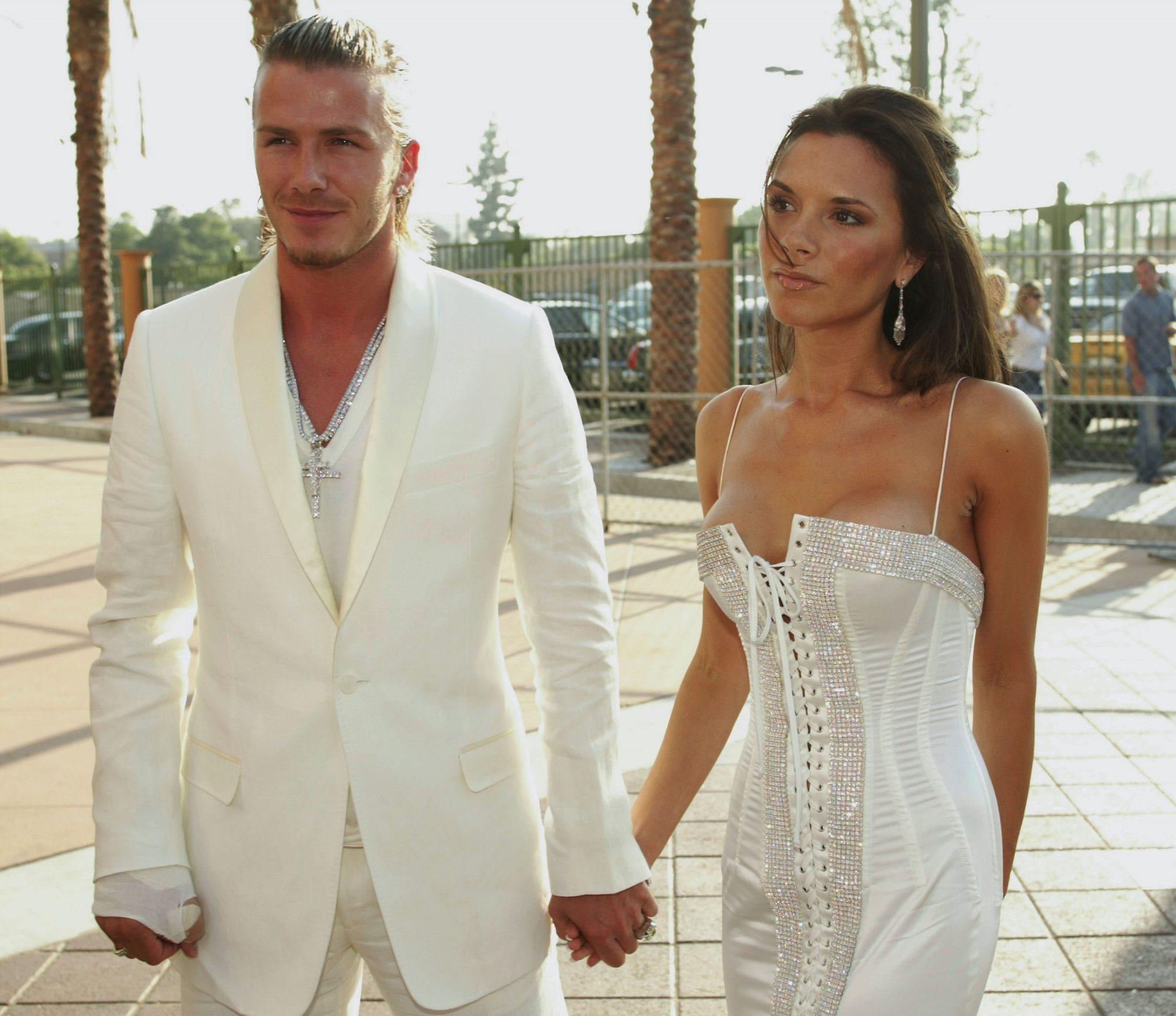 David Beckham Blasts Affair Allegations