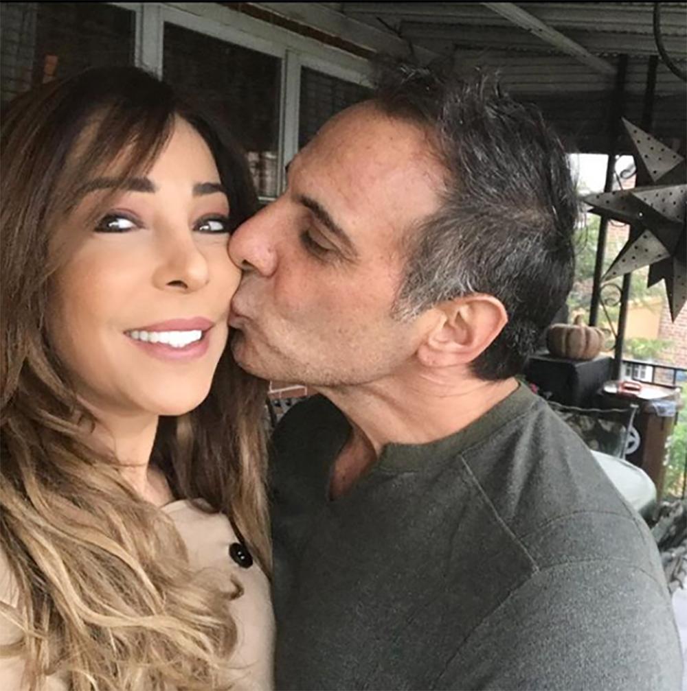 Gelena Solano y Steve Cutuli