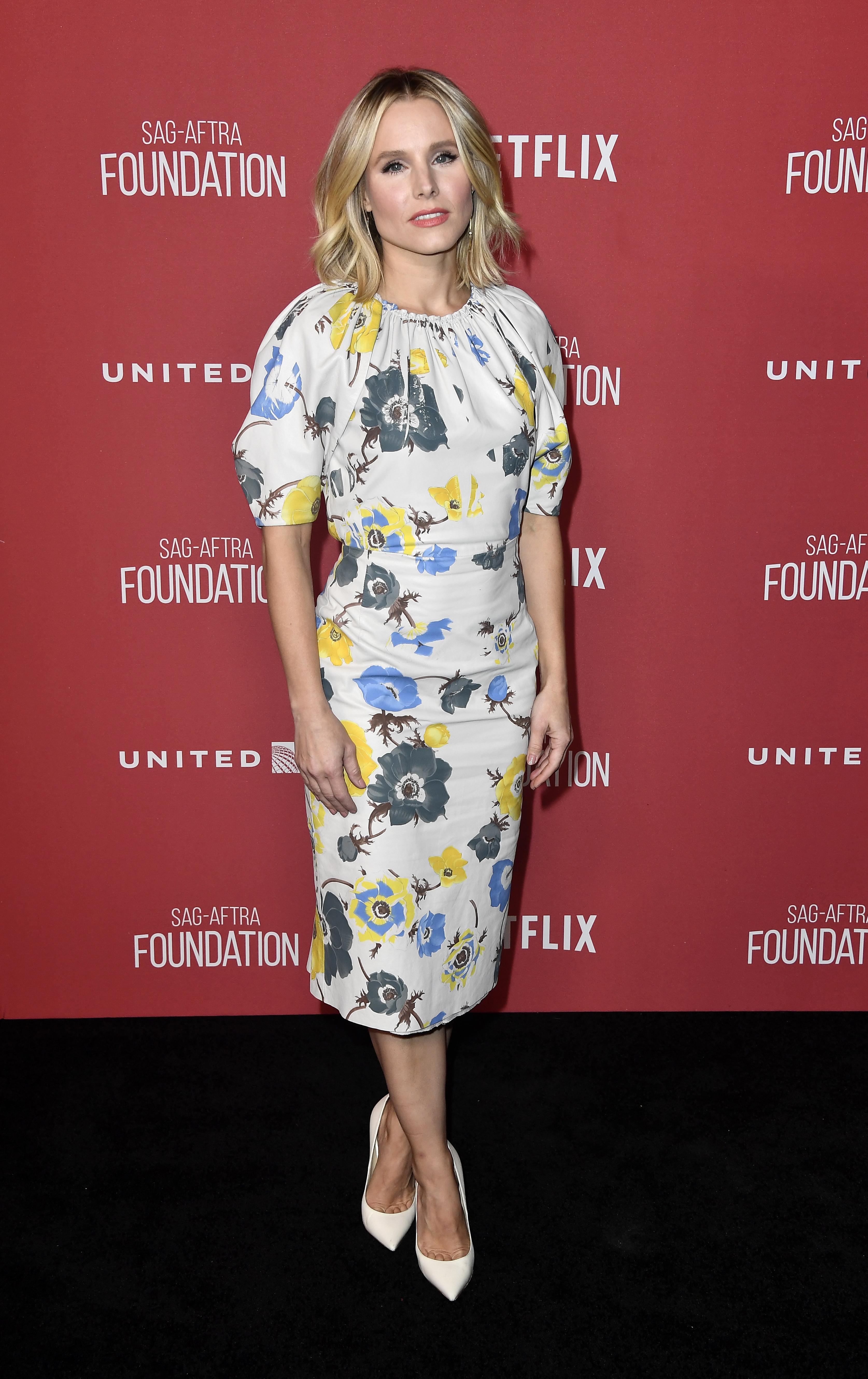 Kristen Bell, estilo, moda, looks