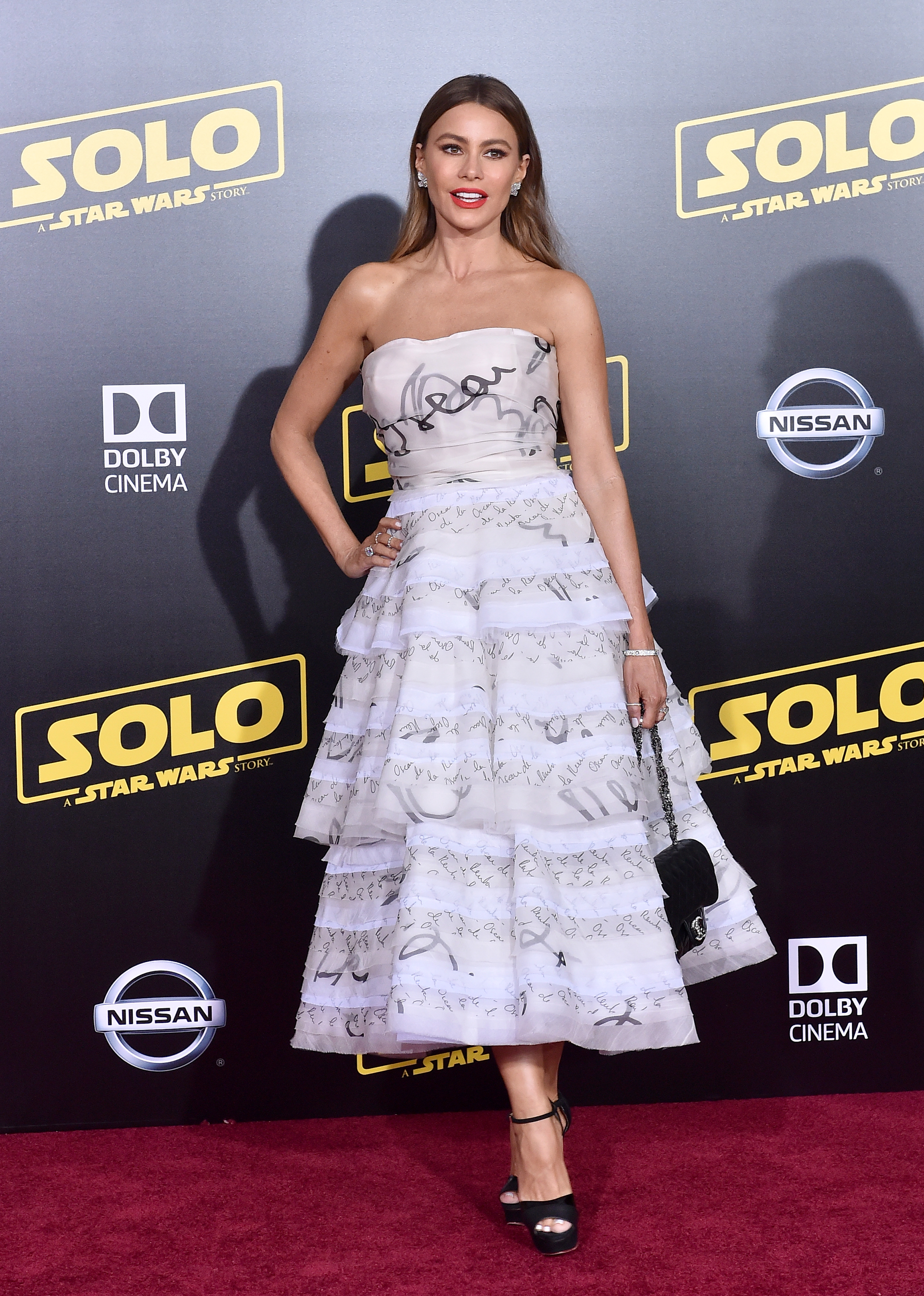 """Premiere Of Disney Pictures And Lucasfilm's """"Solo: A Star Wars Story"""" - Arrivals"""