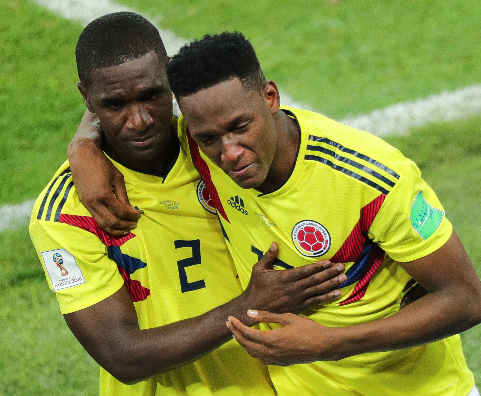 World Cup 2018 - Colombia vs England