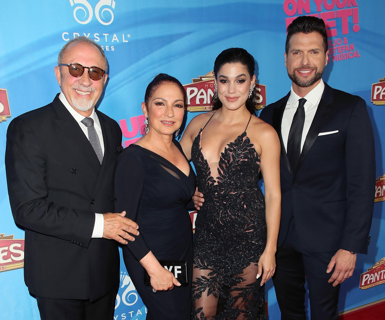 Gloria Estefan, Christie Prades, Mauricio Martínez