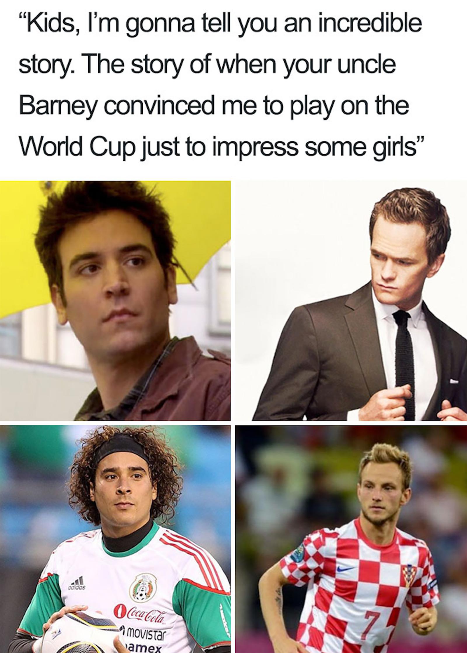 Memes del Mundial Rusia 2018