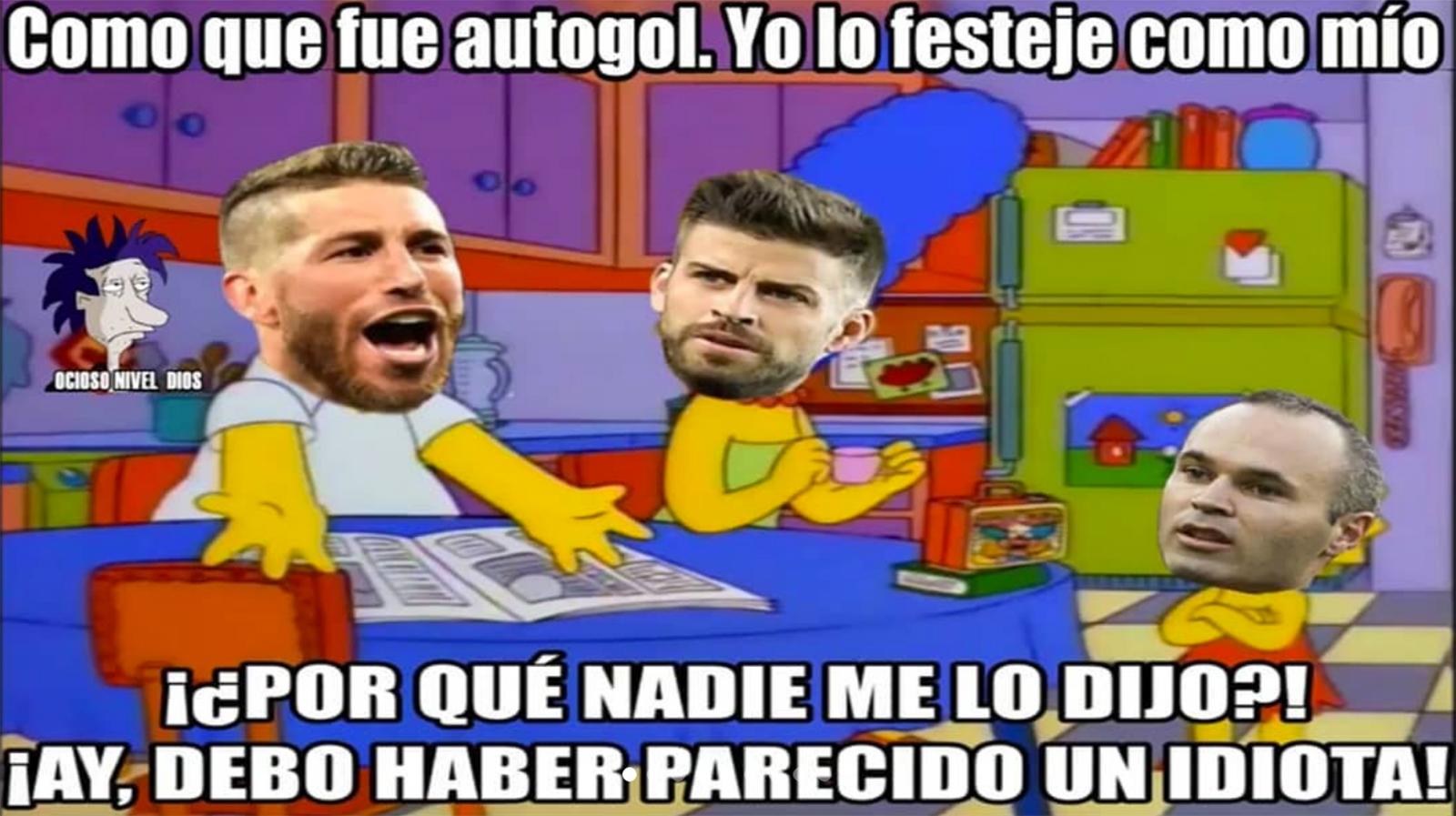 Memes de eliminación de España en el Mundial de Rusia