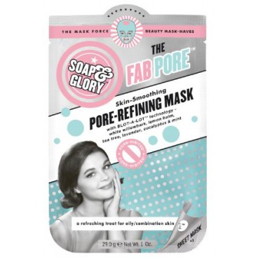 Soap and Glory, mascarilla
