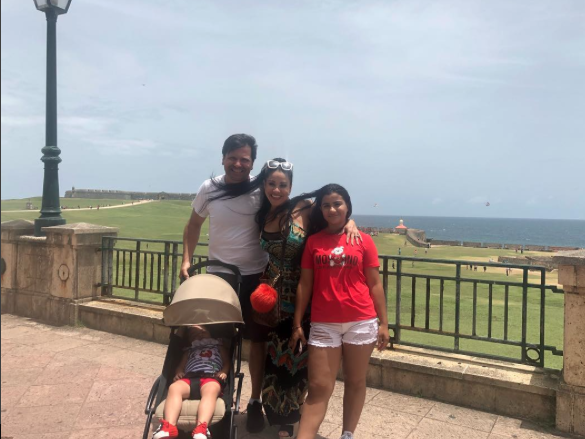 Carolina Sandoval Puerto Rico