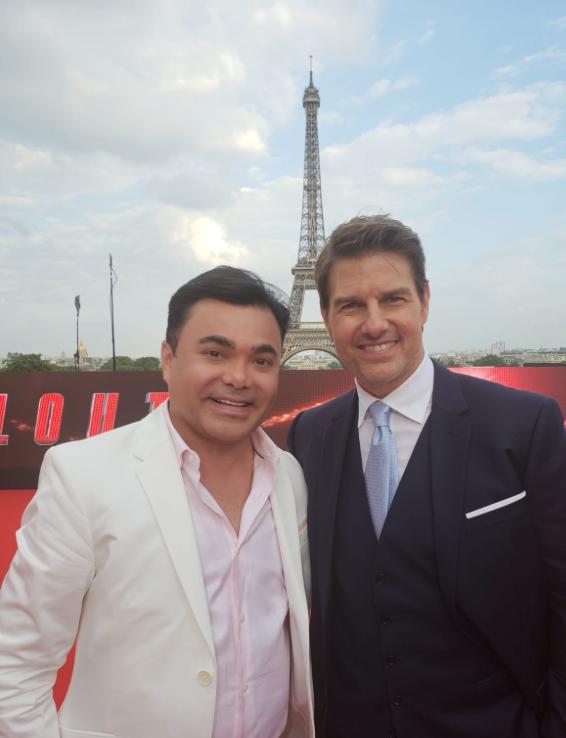 Oscar Petit, Tom Cruise