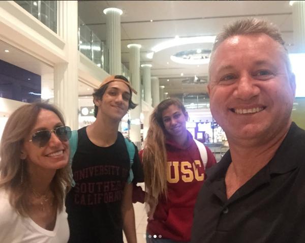 Lili Estefan vacaciones Dubai 2018