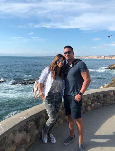 Rashel Díaz vacaciones California 2018