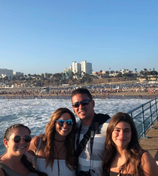 Rashel Díaz vacaciones California 2018 Rashel Díaz Instagram