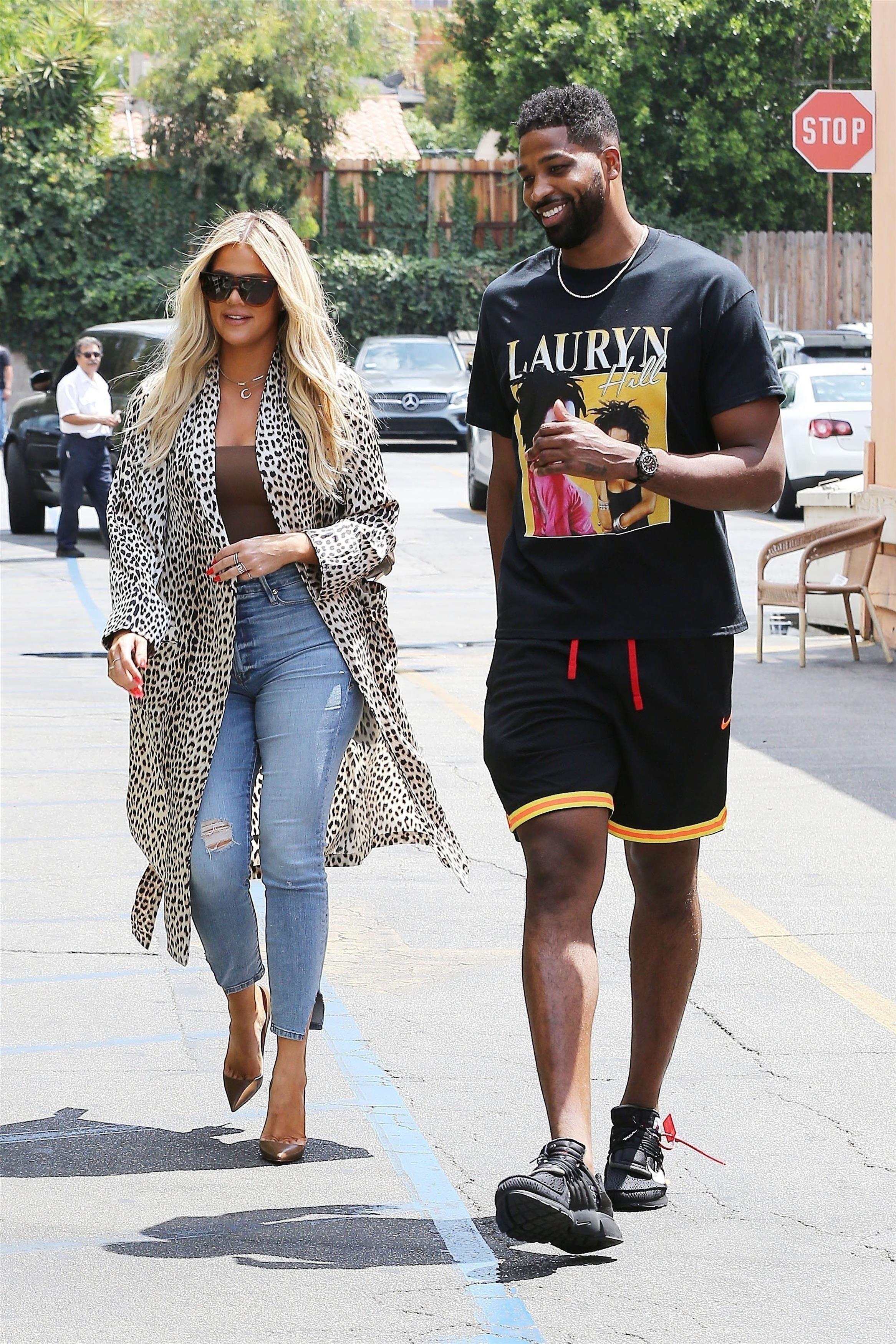 Khloé Kardashian, Tristan Thompson