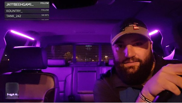 uber twitch jason gargac