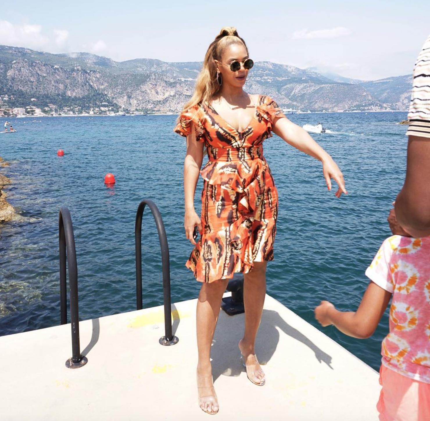 vacaciones de famosos en italia 13