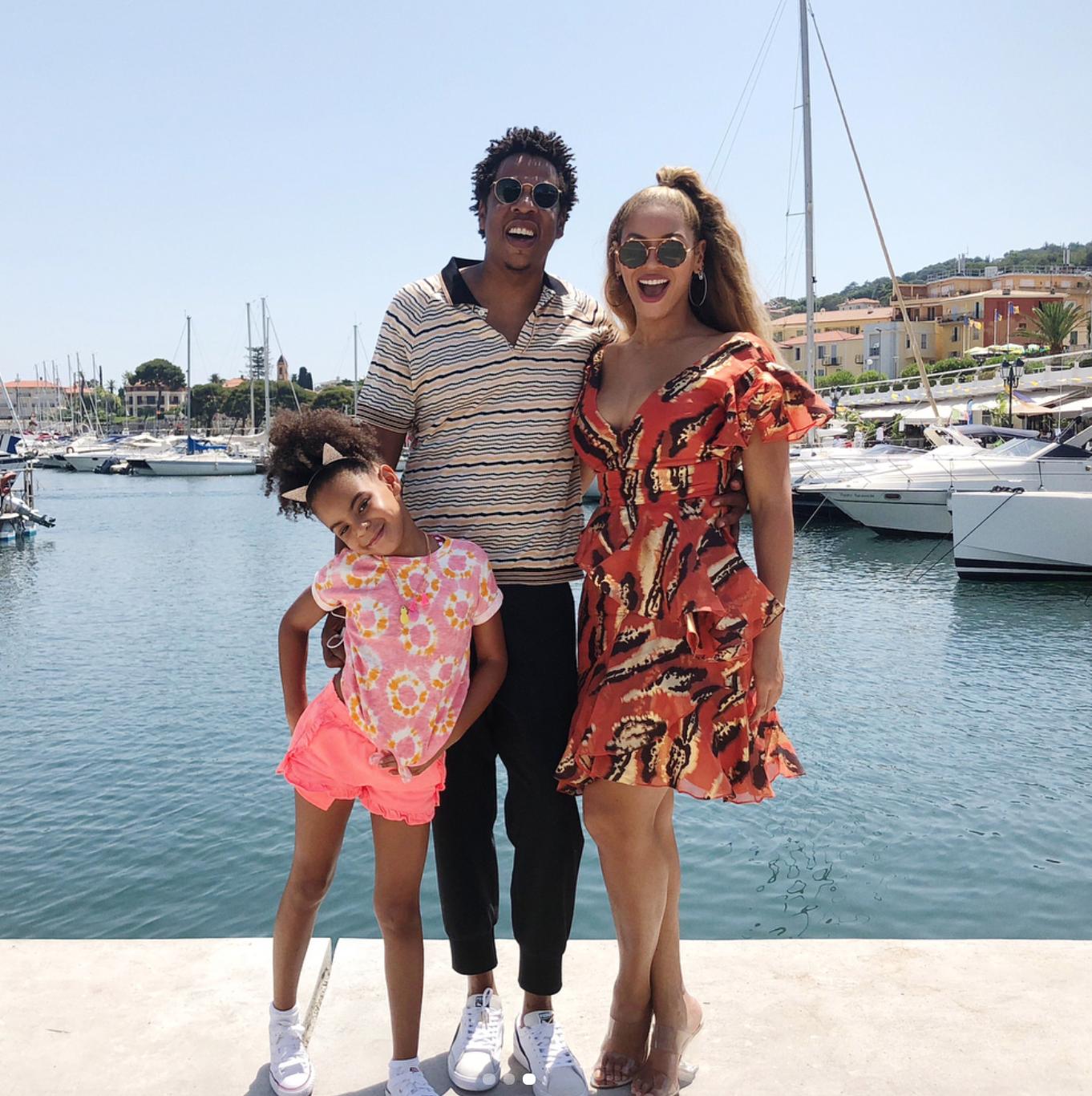 vacaciones de famosos en italia 14