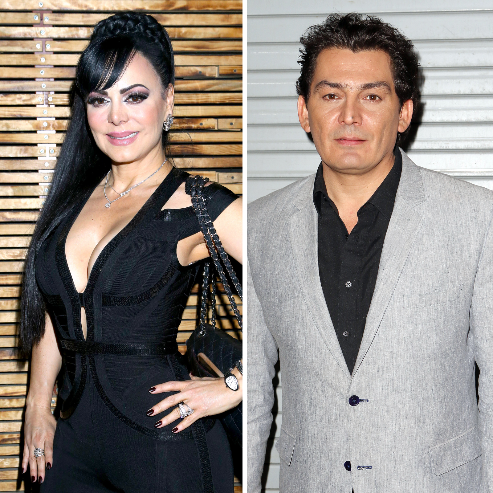 Maribel Guardia y Jose Manuel Figueroa