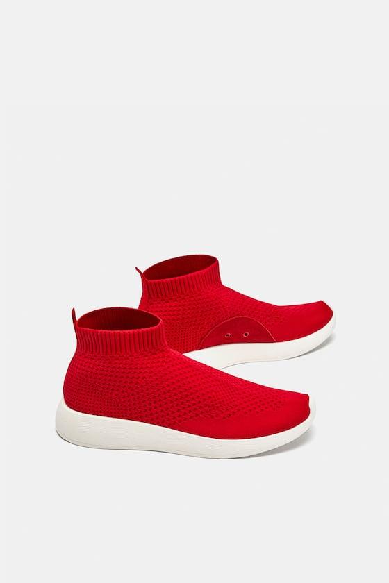 zapatillas, zara