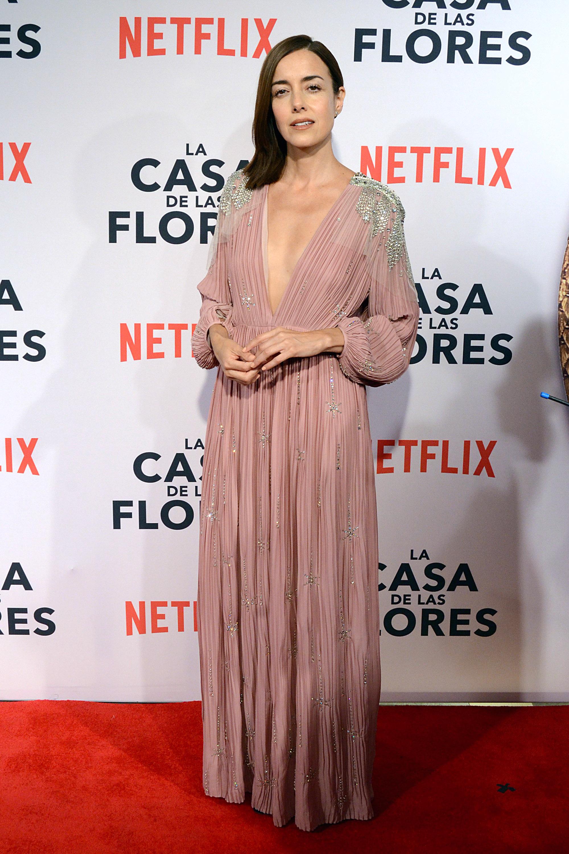 Cecilia Suarez, looks, la casa de las flores
