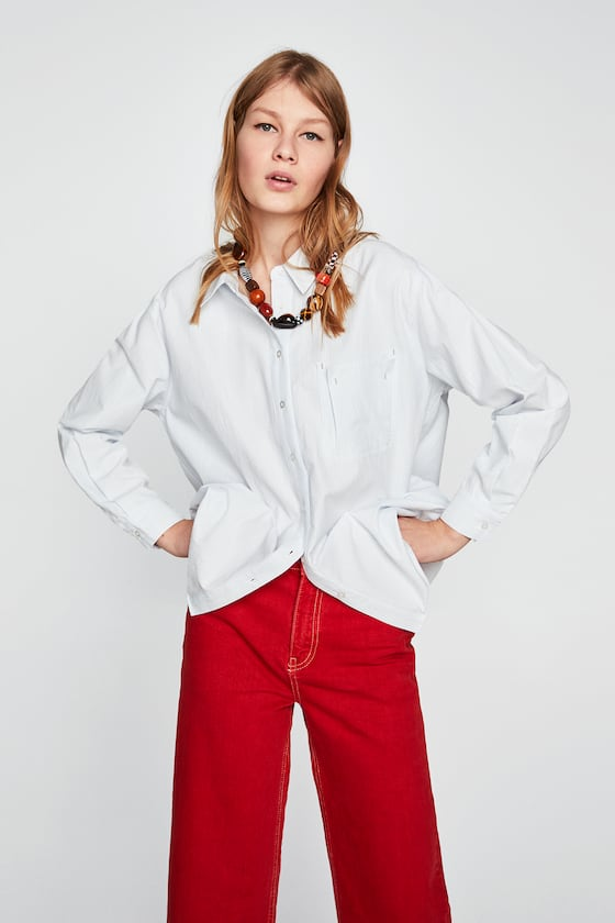 Camisa, zara
