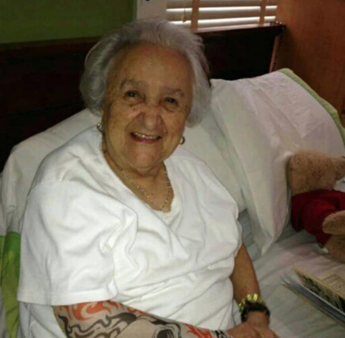 Abuela Lucila J Balvin