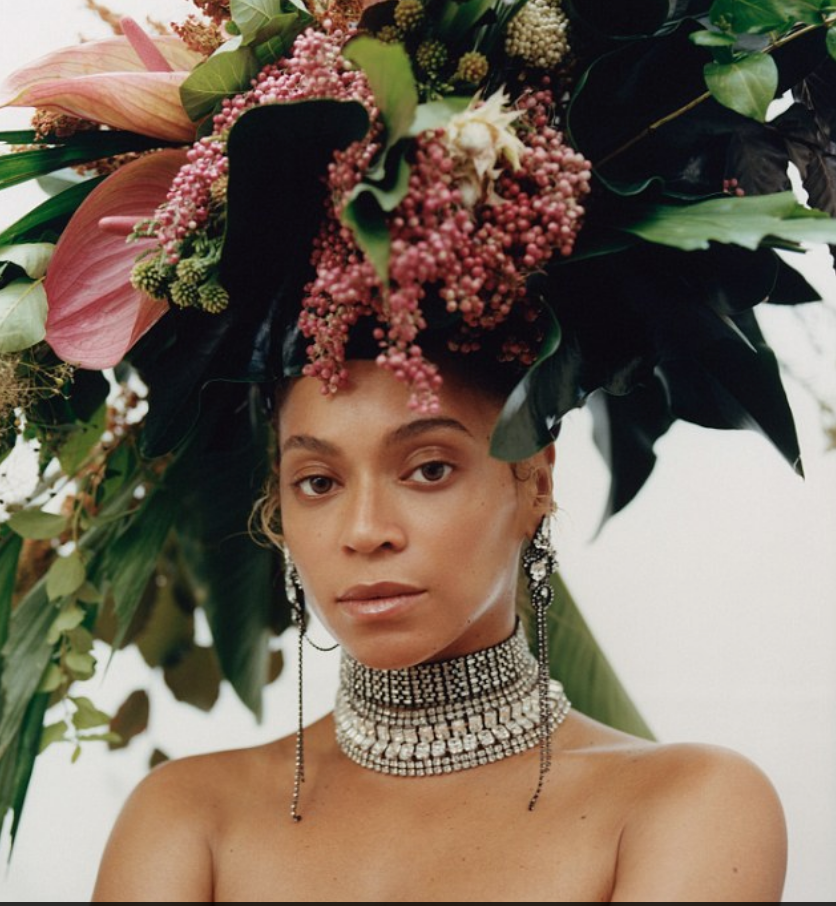 Beyoncé en Vogue
