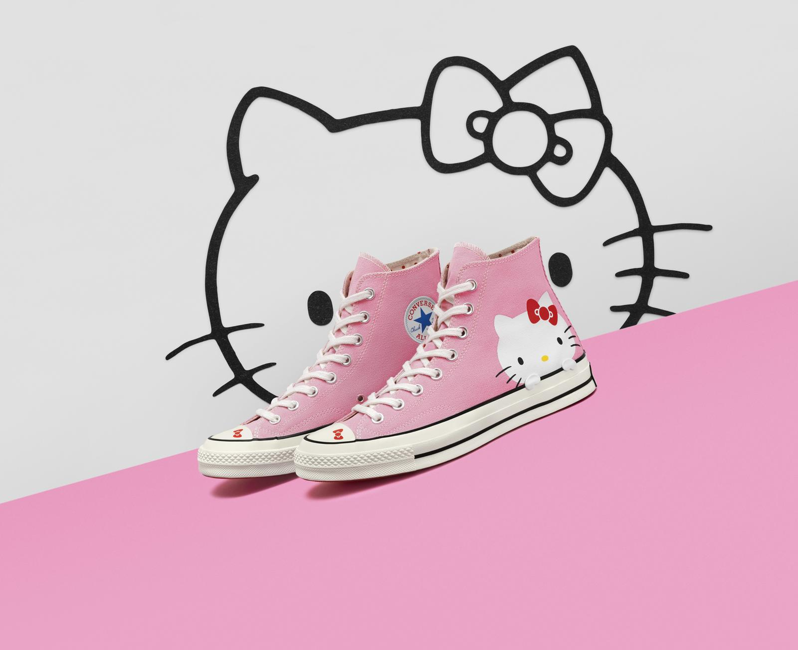 Converse, Hello Kitty,