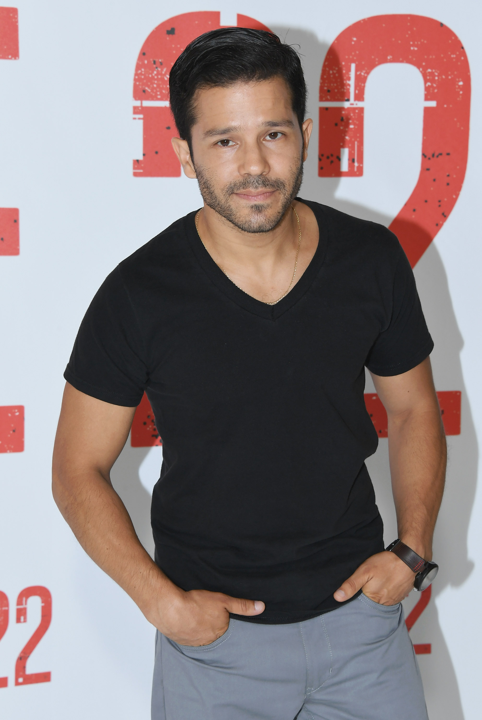 """Los Angeles Photo Call For STXfilms' """"Mile 22"""""""